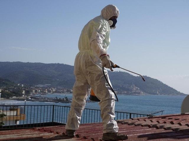 Ecolife bonifica amianto Pietra Ligure